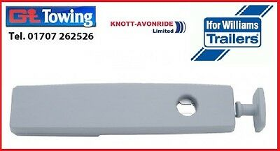 Genuine Ifor Williams HB403 HB506 HB511 Upper Top Door Retainer Catch - WA00166