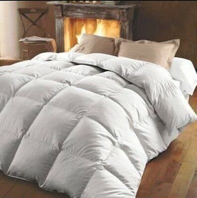 Double Bed 13.5 TOG *LUXURIOUS* 85% White goose Feather 15% Down Duvet