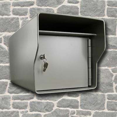 """Secure Lockable Mail box """"Built like a tank!"""" Built to last - A Curbside Vault"""