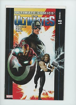 The Ultimates #1 (Aug. 2011, Marvel)