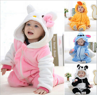 """""""Baby Boy Girl WINTER WARM Birthday Fancy Party Costume Dress Outfit Gift 0-24M"""""""