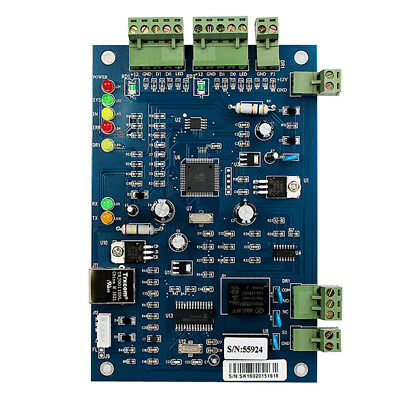 New Generic TCP/IP Network Entry Single Access Control Board Controller Panel bc