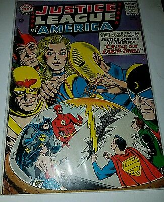 Justice League of America #29 (Aug 1964, DC)