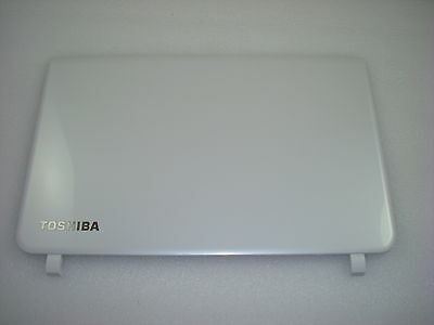 Toshiba Satellite L50-B Series Lcd Screen Lid Rear Cover White A000291090