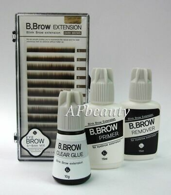 BL Lash Eyebrow Extension B.BROW Lash/Glue/Set