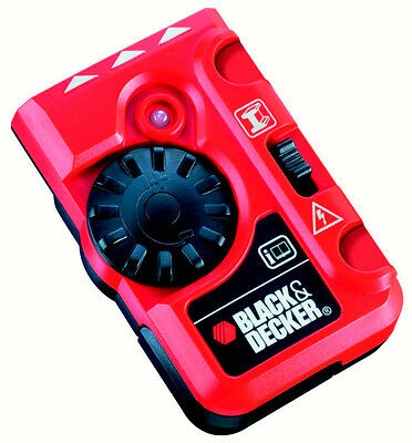 Black + Decker BDS200 Pipe and Live Wire Detector