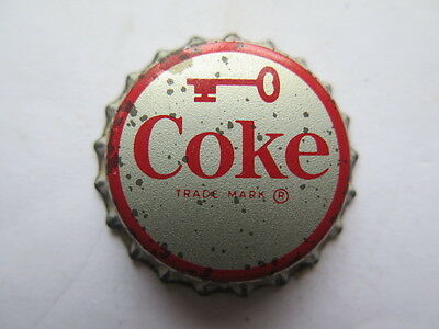 Crown Seal Bottle Cap Top Coca Cola Rockford Illinois Usa Excell Unused
