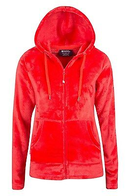 Mountain Warehouse Snaggle Womens Hooded Fleece