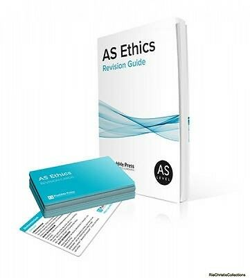 AS Ethics Revision Guide and Cards Edexcel Peter Baron New Hardback Free UK Post