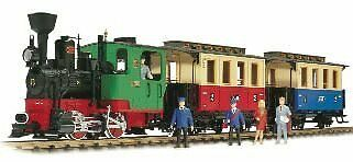 Lgb 78302 - Passenger Starter Model Railway Train Set