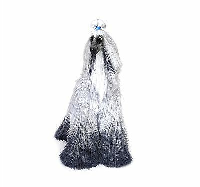 Collectibles Animals, afghan hound, plush toy, stuffed animals, Barbie dolls pet