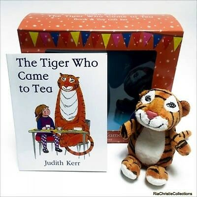 Tiger Who Came to Tea 9780008203887 Judith Kerr Mixed media product New Book Fre
