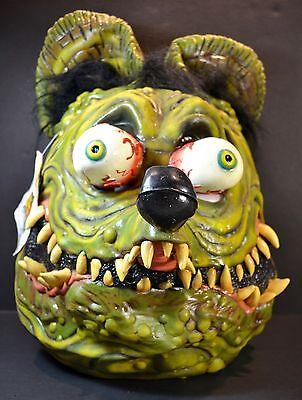 "Rare 2002 Ed ""BigDaddy"" Roth Rat Fink Latex Head Mask DON POST Halloween"
