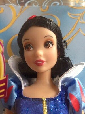 Disney Snow White Singing Doll 2 Dress Rags Poor Work Deer Bluebird NRFB