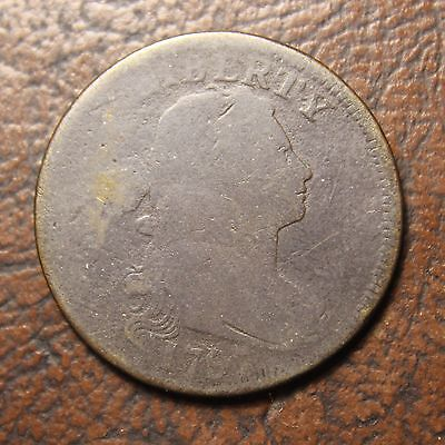1797 Draped Bust Large Cent S-140