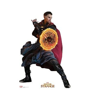 Marvel Movie Doctor Dr. Strange Cardboard Cutout Standup Standee Poster