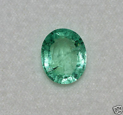 EMERALD Natural 2.410ct No Treatments Certified Western Australia