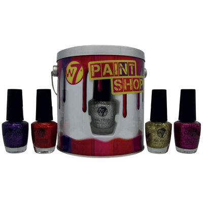 W7 Paint Shop Pot A