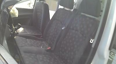 Mercedes Vito 639 Front Passenger Bench Seat 2004 to 2014