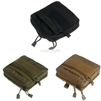 Hiking Emergency Survival Bag Outdoor First Aid Pouch Camping  Hot Waterproof
