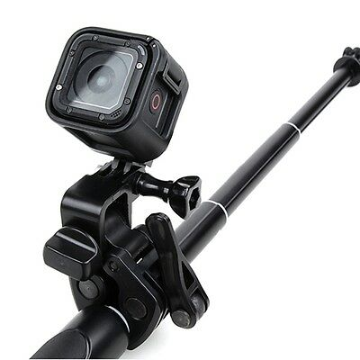 Bow Archery Rifle Rod Arrow Sportsman Mount Fixed Clip for GoPro Hero 1 2 3 3+ 4
