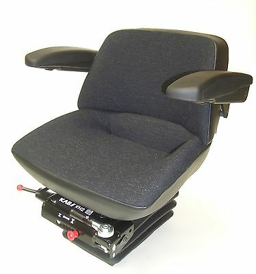 KAB XH2/U4 Mechanical suspension seat -c/w with armrests