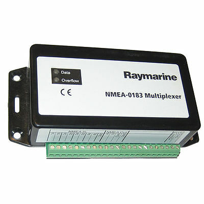 Raymarine E55059 multiplexer NMEA 0183 4 in 1 out
