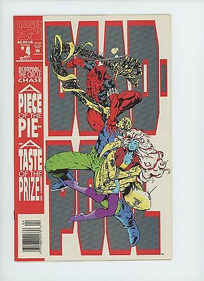 Deadpool The Circle Chase #4 (Nov. 1993, Marvel)