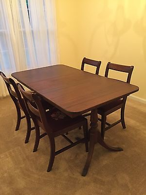 Unknown Dining Sets Furniture Antiques 111 Items PicClick