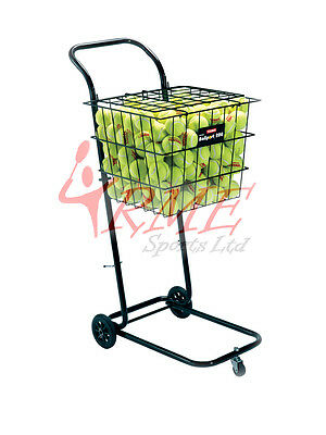 Tourna Ballport 200 Deluxe Dolly Cart for Tennis Balls