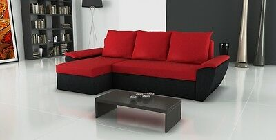 """Brand New Corner Sofa Bed """"FLY""""Many Colors"""