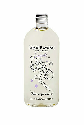 Gel douche Lavande - Lilly en Provence - 350ml