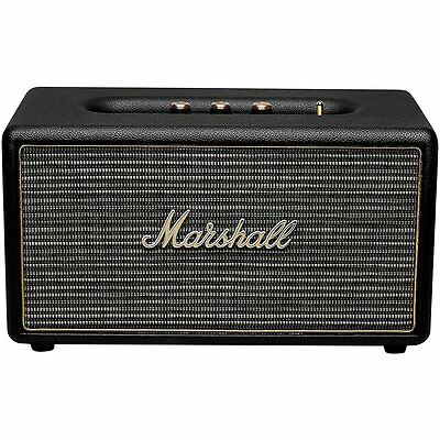 Marshall Stanmore Wireless Bluetooth Stereo Speaker System - Black Certified Ref