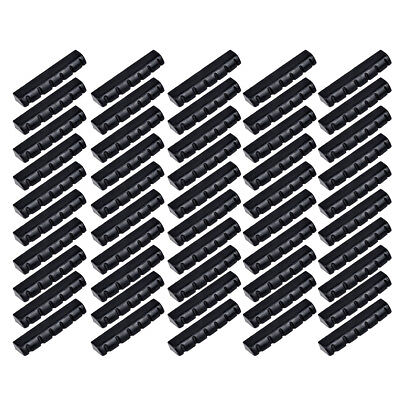 Guitar Nut for Acoustic or Electric Guitar Parts Replacement 43mm Slotted 50pcs