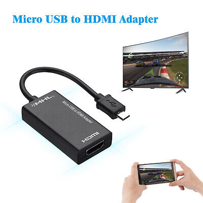 1080p 8 Pin Lightning to HDMI HDTV TV AV Adapter Cable for iPhone 6 6S 7 8 Plus
