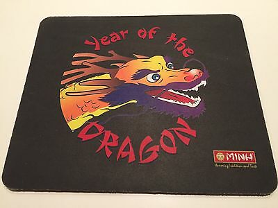 year of the dragon minh mouse pad - New