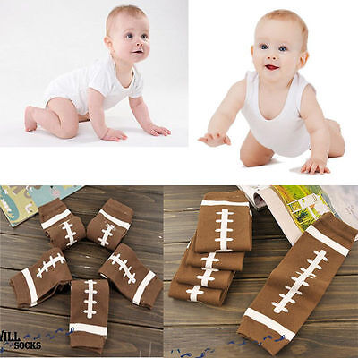 1Pair Hot Football Baby Arm Leg Warmers Cotton Toddler Boys Girls Socks Legging