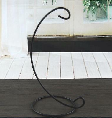 """6pcs 9"""" Iron ORNAMENT DISPLAY STAND HOLDER HANGERS for Landscaping & Christmas"""