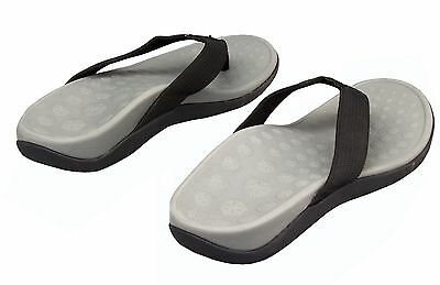 Orthotic sandals with arch support for plantar fasciitis