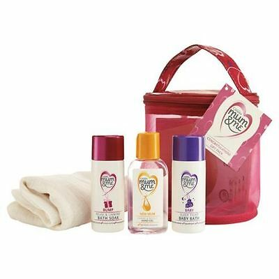 Cussons Mum & Me Bump Congratulations Gift Pack