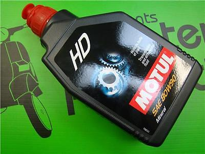 Scooter Motul Gear Oil Sae 80W90 Mineral 1Ltr Use With Vespa Et Lx Etc