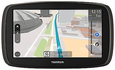 TomTom GO 60 S Portable Vehicle GPS Factory Certified Refurbished