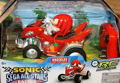 Sonic and Sega All Stars Racing Remote Controlled Car: Knuckles The Echidna