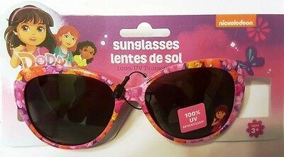 Dora and Friends girls  kids Shatter resistant Sunglasses Ages 3+