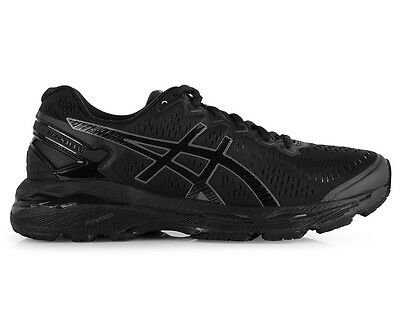 ASICS Women's GEL-Kayano 23 Shoe - Black/Onyx/Carbon