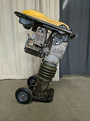 Hoc - Wacker Bs60-4S Top Of The Line Jumping Jack + 30 Day Warranty 2012 !!!!!!!