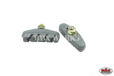 Dia Compe Grey Rubber Brake 10 Degree Brake Pads - Sold In Pairs