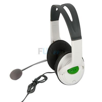 Live Headset with Microphone for XBOX 360 Wireless Controller