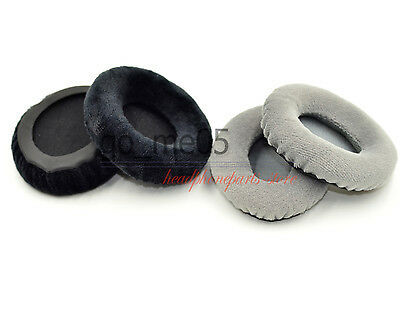 65x52MM Velour replacement cushioned ear pads earpads pillow for headphones