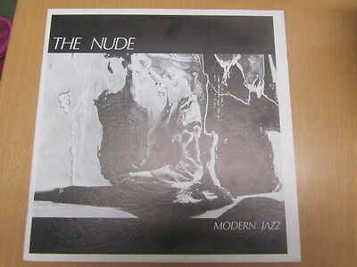 Modern Jazz The Nude Australian Cleopatra Private Press Rare Lp Synth